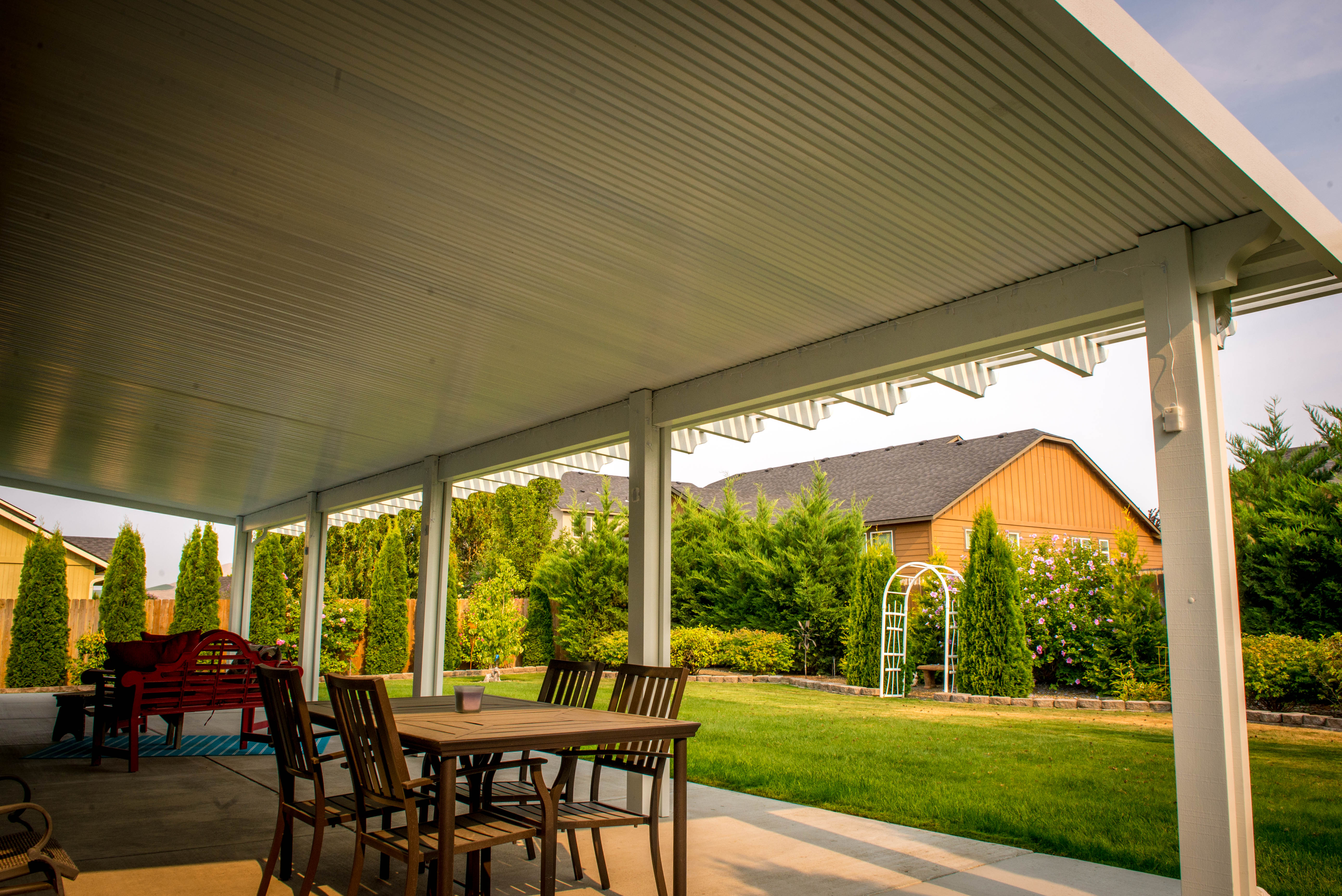5401 - Duralum Patio Cover