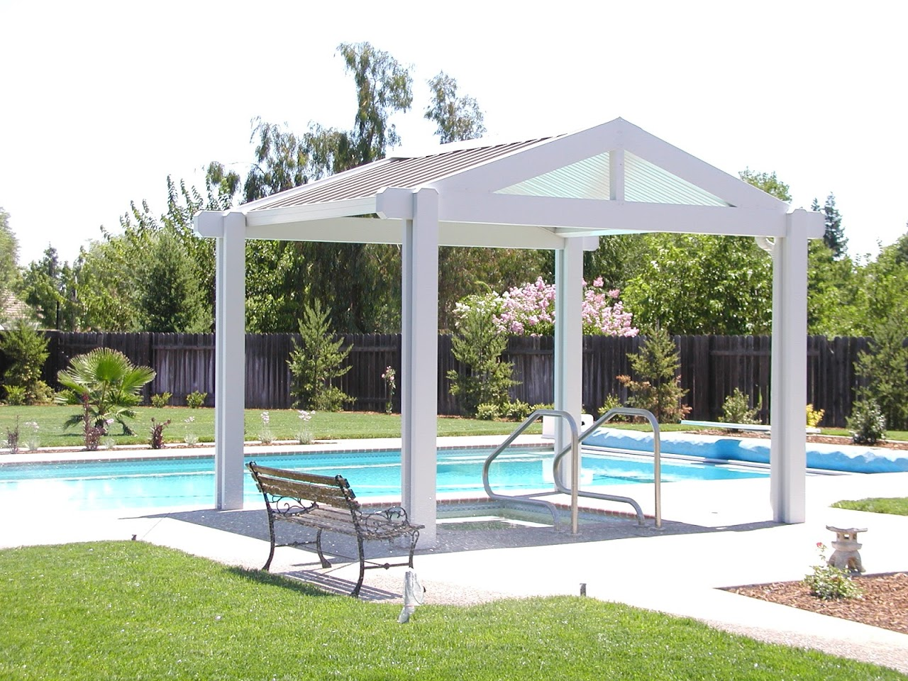 5465 - Duralum Patio Cover
