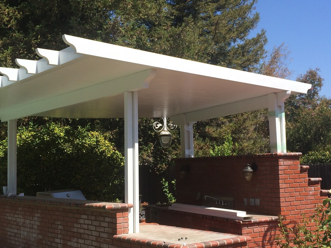5485 - Duralum Patio Cover