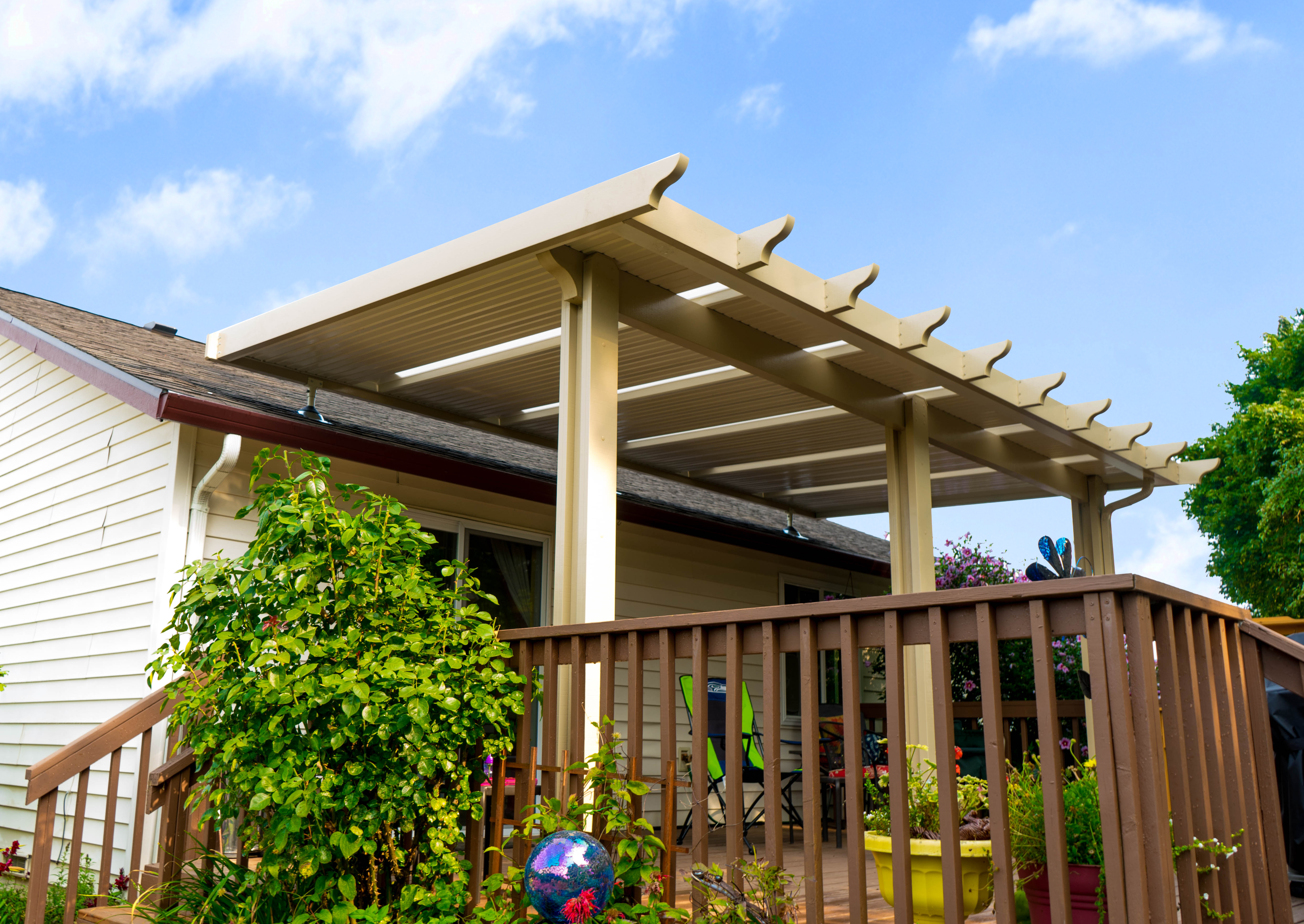 5419 - Duralum Patio Cover