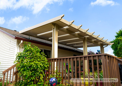 Duralum Patio Cover