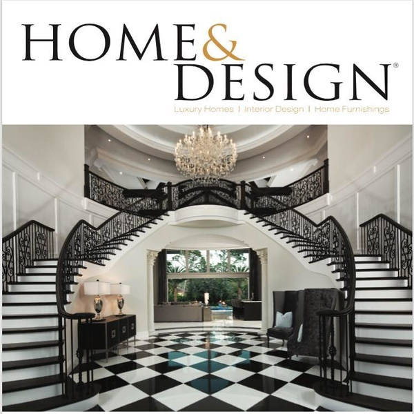 Home & Design 2018 Volume 1 Cover Photo