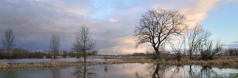 Ondergelopen broek in Linkhout