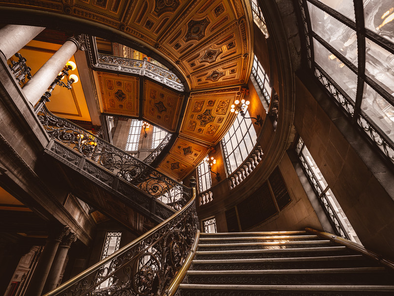 🇲🇽 stunning interior of MUNAL   CDMX