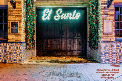 El Santo Closed