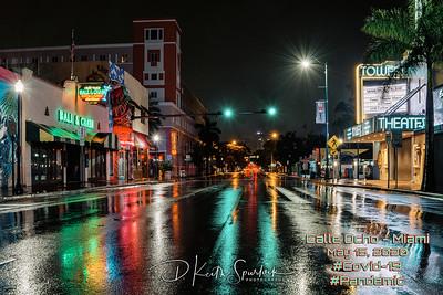 Calle Ocho Rain