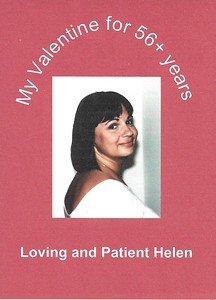 My Valentine Helen