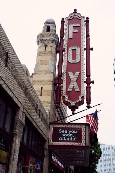 Fox Theatre in Midtown