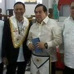 key philippines political powers are members of SECRET SOCIETIES
