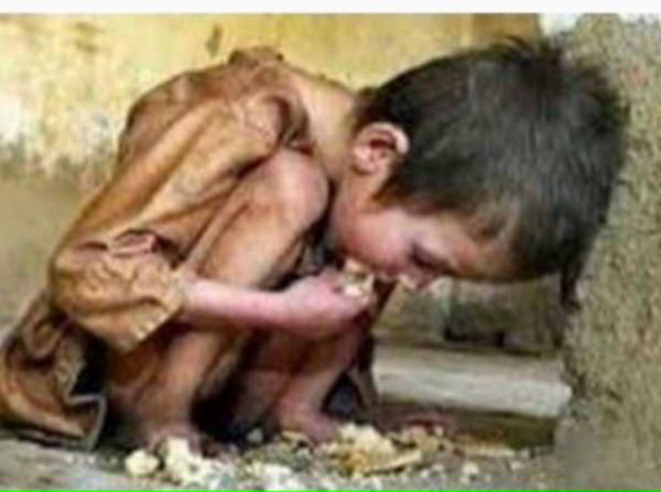 AN AVERAGE OF OVER 100 CHILDREN STARVE TO DEATH EVERY DAY IN THE PHILIPPINES