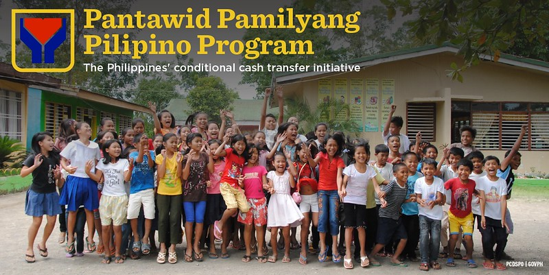#24.    COVID19 Receives over $750+ Million in funding. But the poorest of the poor receive minimal funding. https://www.officialgazette.gov.ph/programs/conditional-cash-transfer/
