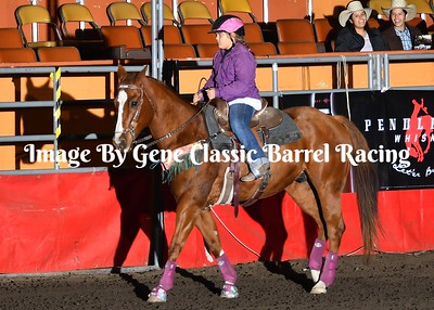 Cow Palace Barrel Racing 10/20/18 Pee Wees