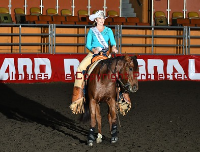 Cow Palace Grand National  Rodeo Queen Contestants 2018