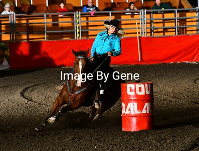 Cow Palace Barrel Racing  Open Draw 151-227  -10/21/17