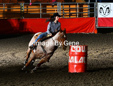 Cow Palace  Classic Barrel Racing Youths 10/21/17