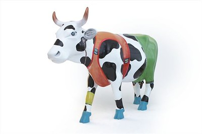 Fitness Cow - BUCH25029 - 02