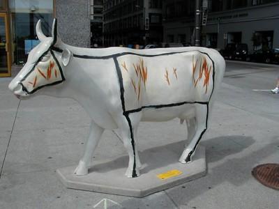 Fundamental Cow CHI268