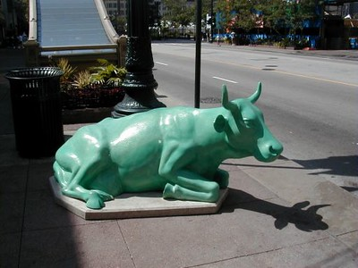 Green Cow CHI158