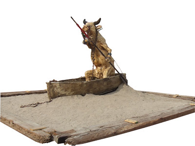6 B Cow Artista- Abel Galván - Sponsor Espectaculares Tapatios