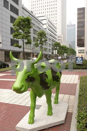 CowParade Tokyo 2003