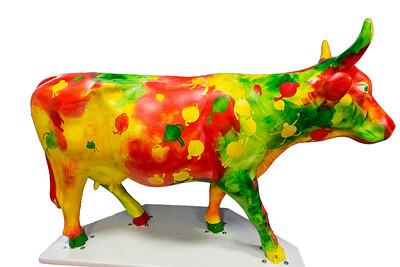 vache vectorielle