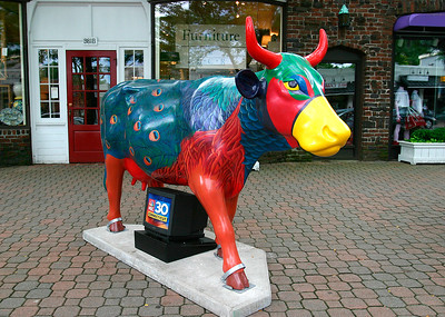 National Broadcasting Cow - A - WH055
