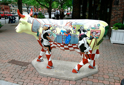 Art EDU-COW-TION Through History - A - WH022