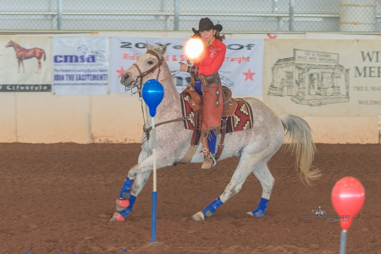 Lily Rodgers, CMSA Winter Range Championship, Queen Creek AZ (19 February 2015)