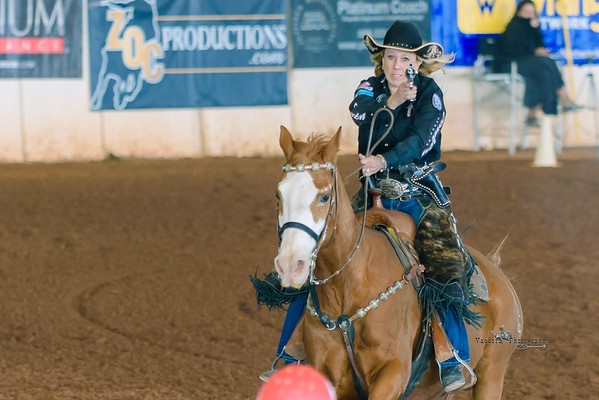 Kelly Shearer Bennett, CMSA Winter Range Championship, Queen Creek AZ (19 February 2015)