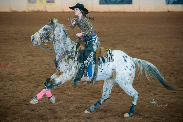 Abby Esau, CMSA Winter Range Champoionship, Queen Creek AZ (20 February 2015)