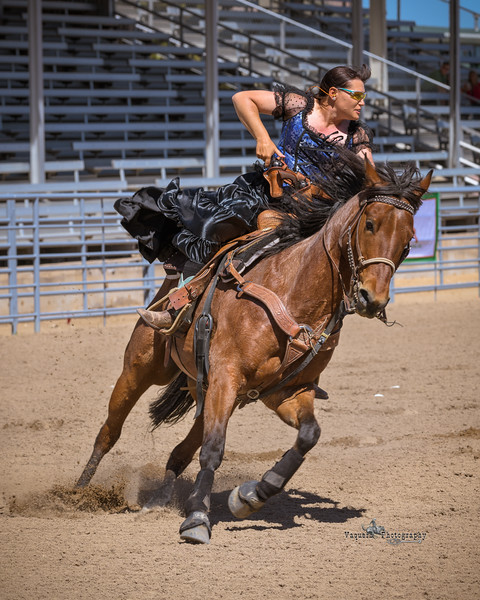 Billie Henderson, Colorado State Championship, Castle Rock CO (25 May 2018)