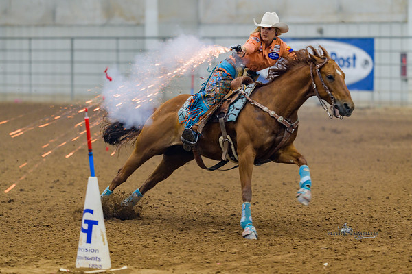 Kenda Lenseigne, Colorado State Champship, Castle Rock Colorado (25 May 2018)
