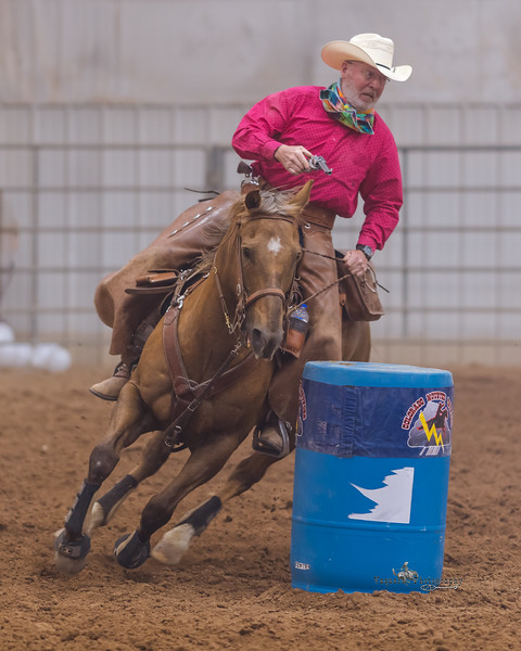 Rob Rickgauer and Sniper, Colorado State Championship, Castle Rock CO (25 May 2018)