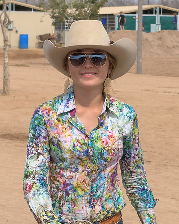 Keelyn McGiboney,  Winter US Championship, Queen Creek AZ (17 February 2018)
