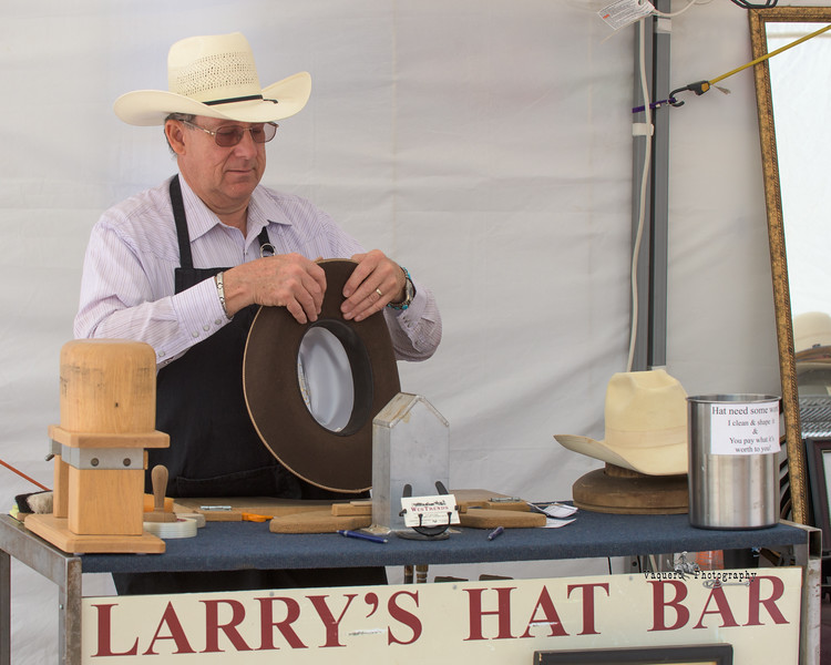 Larry Shore WesTrends Hat Company, Winter Range National, Queen Creek AZ (21 February 2015)