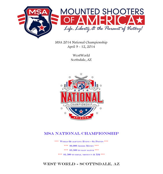 MSA National 2014