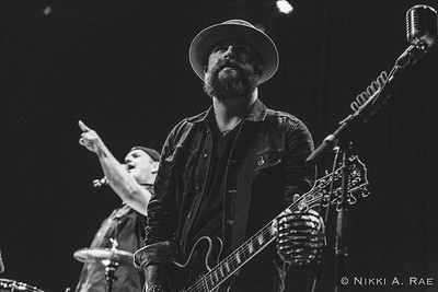 Cowboy Mouth Summit Music Hall 10 13 2017-28