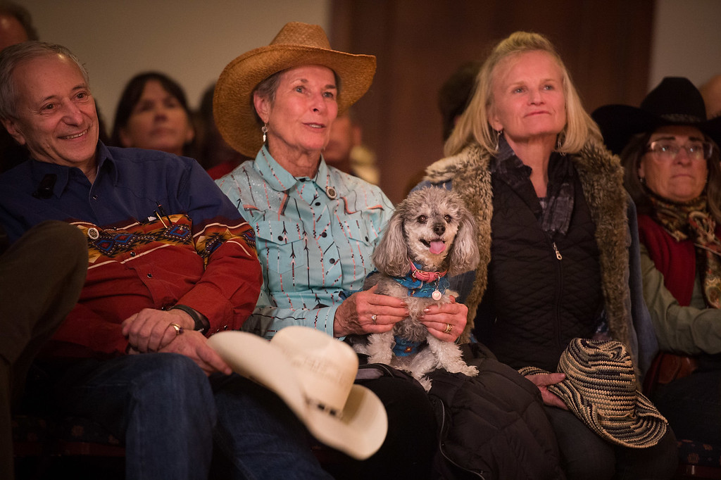 National Cowboy Poetry Gathering