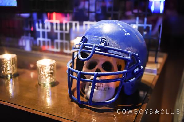 Cowboys Club Halloween