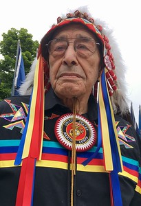 Native American Patriot