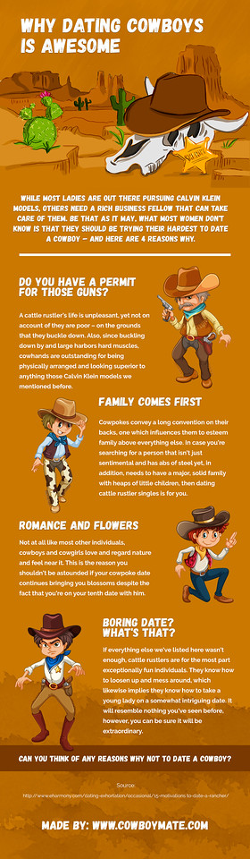 Why Dating Cowboys is Awesome