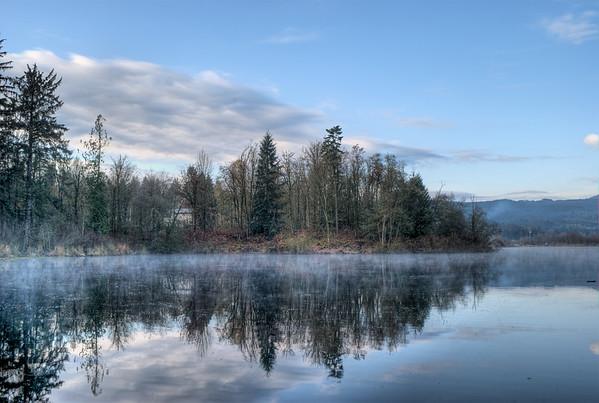 Cowichan Valley Farm - Vancouver Island, BC, Canada
