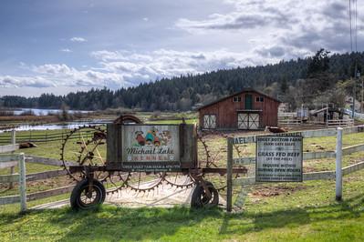 Soggy Bottom Farm - Vancouver Island, British Columbia, Canada