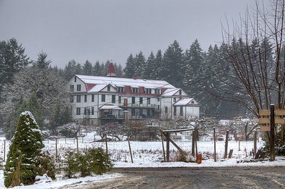 Providence Farm - Duncan, Vancouver Island, British Columbia, Canada