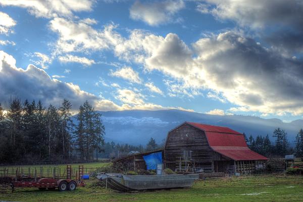 Vancouver Island Farms