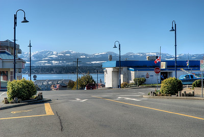 """Comox Landscape - Comox, BC, Canada Visit our blog """"A Peaceful Outlook"""" for the story behind the photo."""