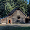 Wood Barn - Cowichan Valley, Vancouver Island, British Columbia, Canada