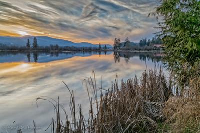 Dougan Lake - March 08, 2015