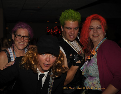 Monster Bash Costume Party at the historic Monticello Hotel