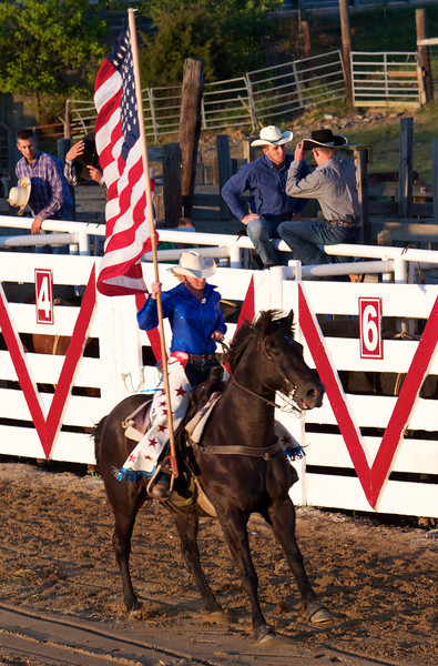 Cowtown Rodeo 2013 Season Opening